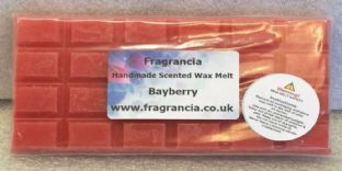 85 gram Highly Scented Wax Melt bar (BAYBERRY)